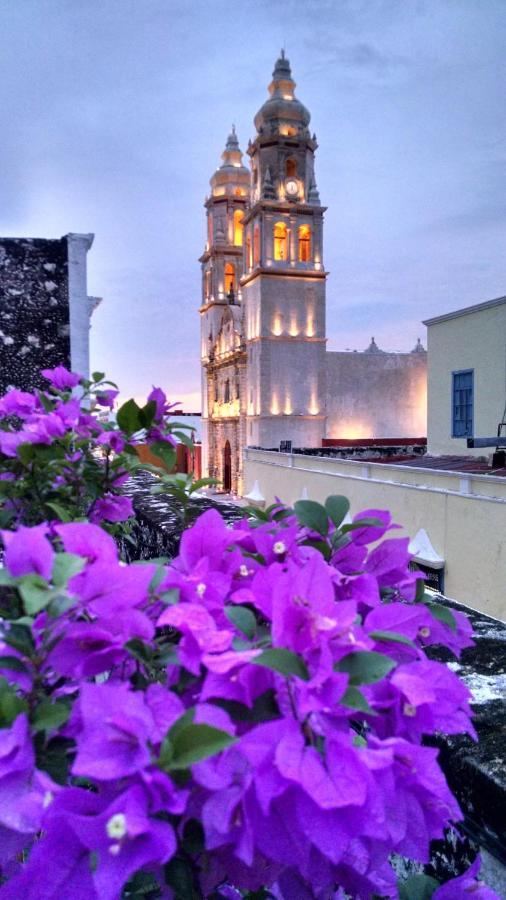 Отель  Hotel Maya Ah Kim Pech