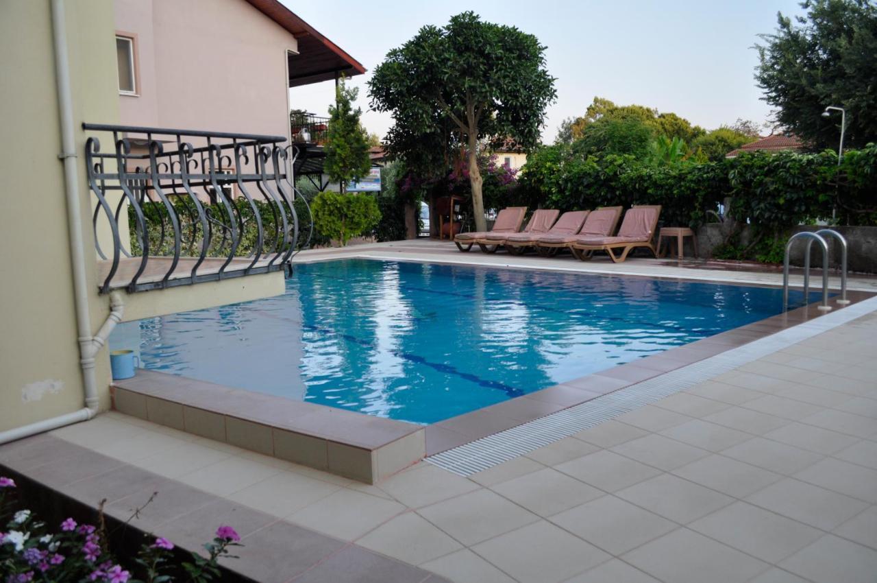 Апарт-отель  Dogan Apart Hotel
