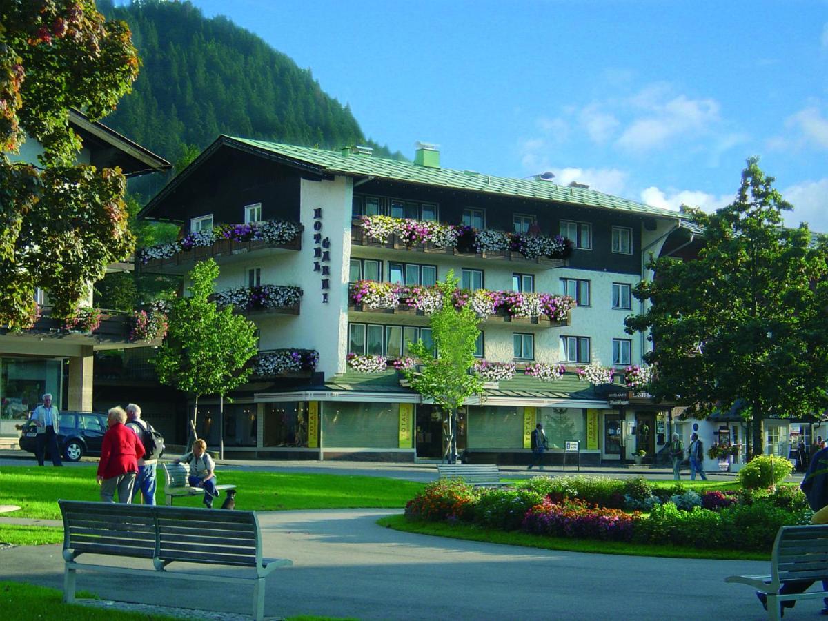 Отель  Hotel-Garni Fels