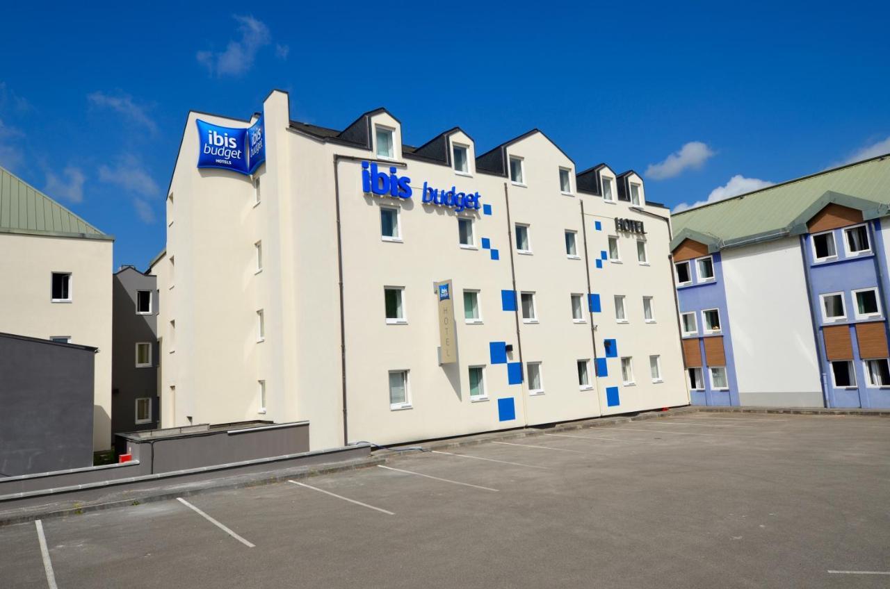 Отель  Ibis Budget Brive La Gaillarde