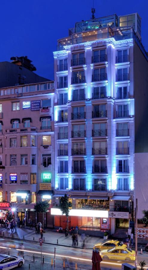 Отель CVK Taksim Hotel Istanbul