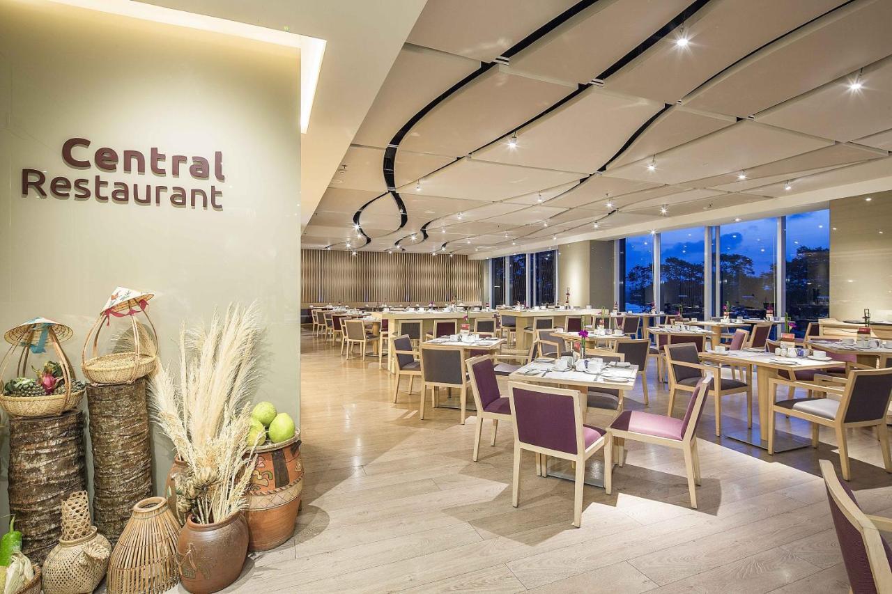 Image result for Central Restaurant - Liberty Central Saigon Riverside Hotel