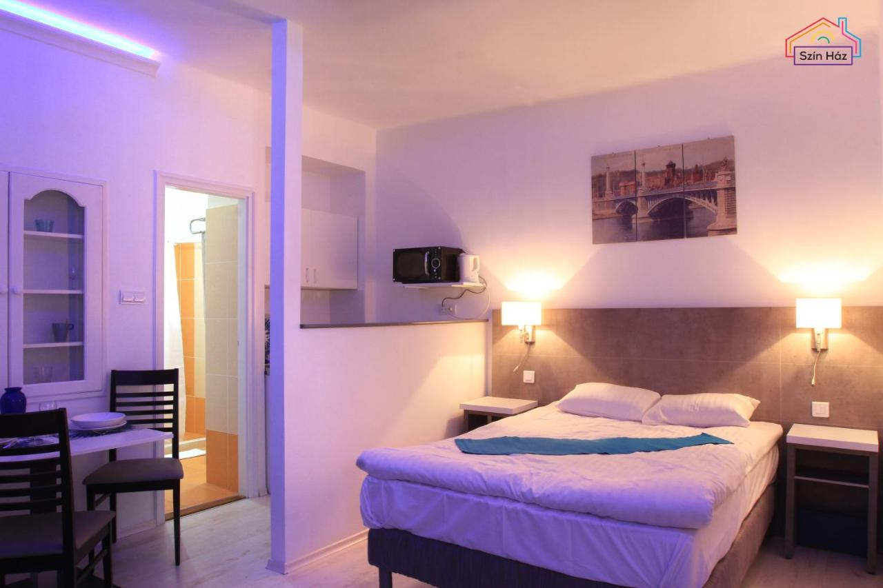 Апартаменты/квартиры  Szín-Ház Apartman