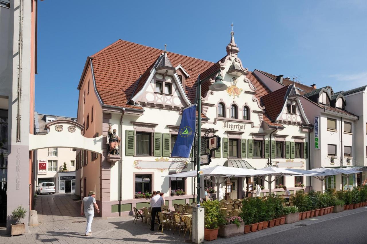 Отель  Hotel Meyerhof