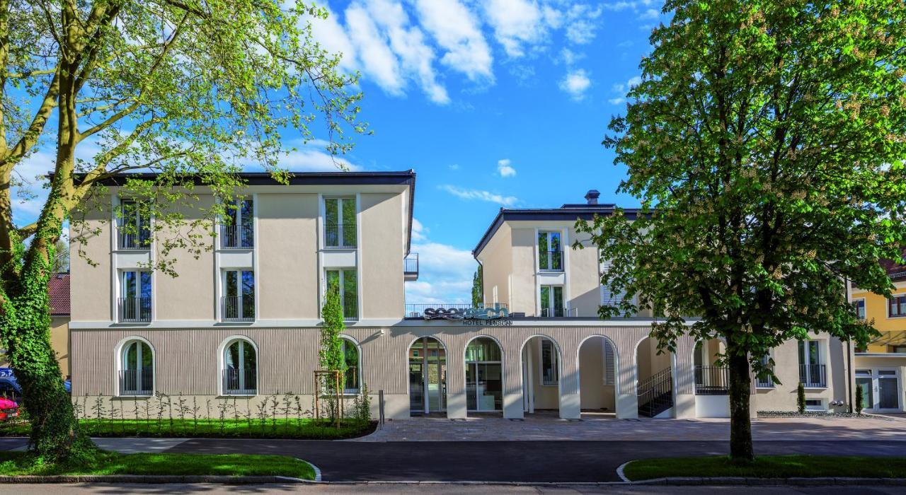 Отель  Hotel Und Pension Seereich