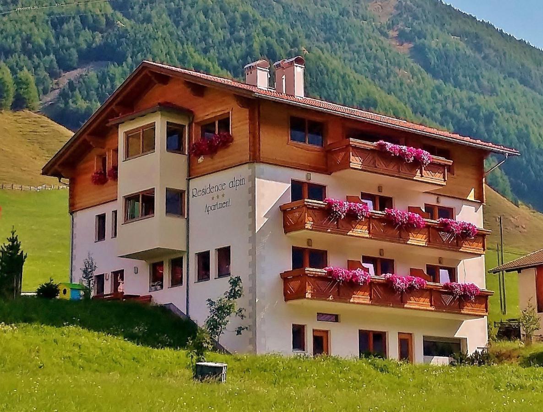 Апартаменты/квартиры  Residence Alpin
