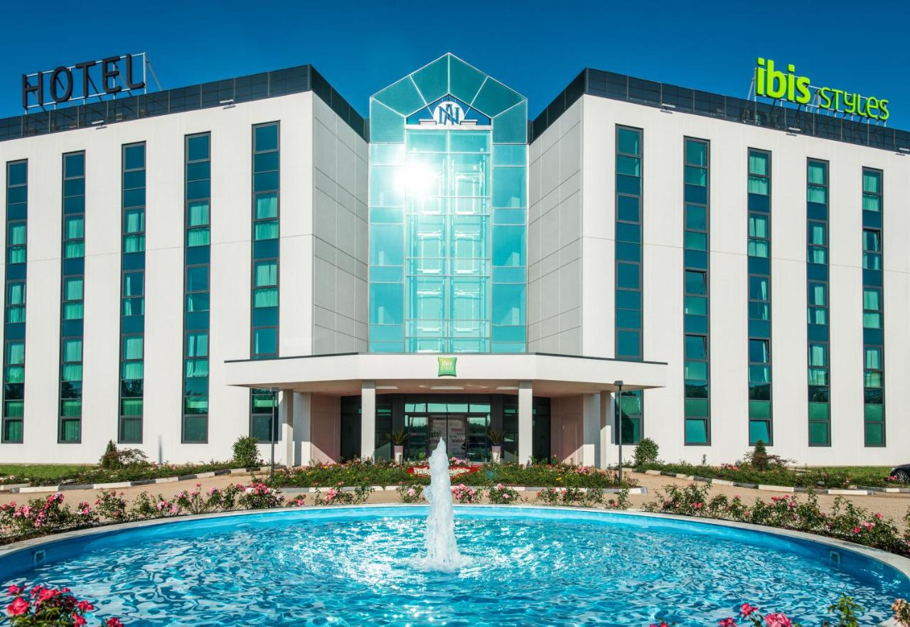 Отель  Ibis Styles Milano Est Settala