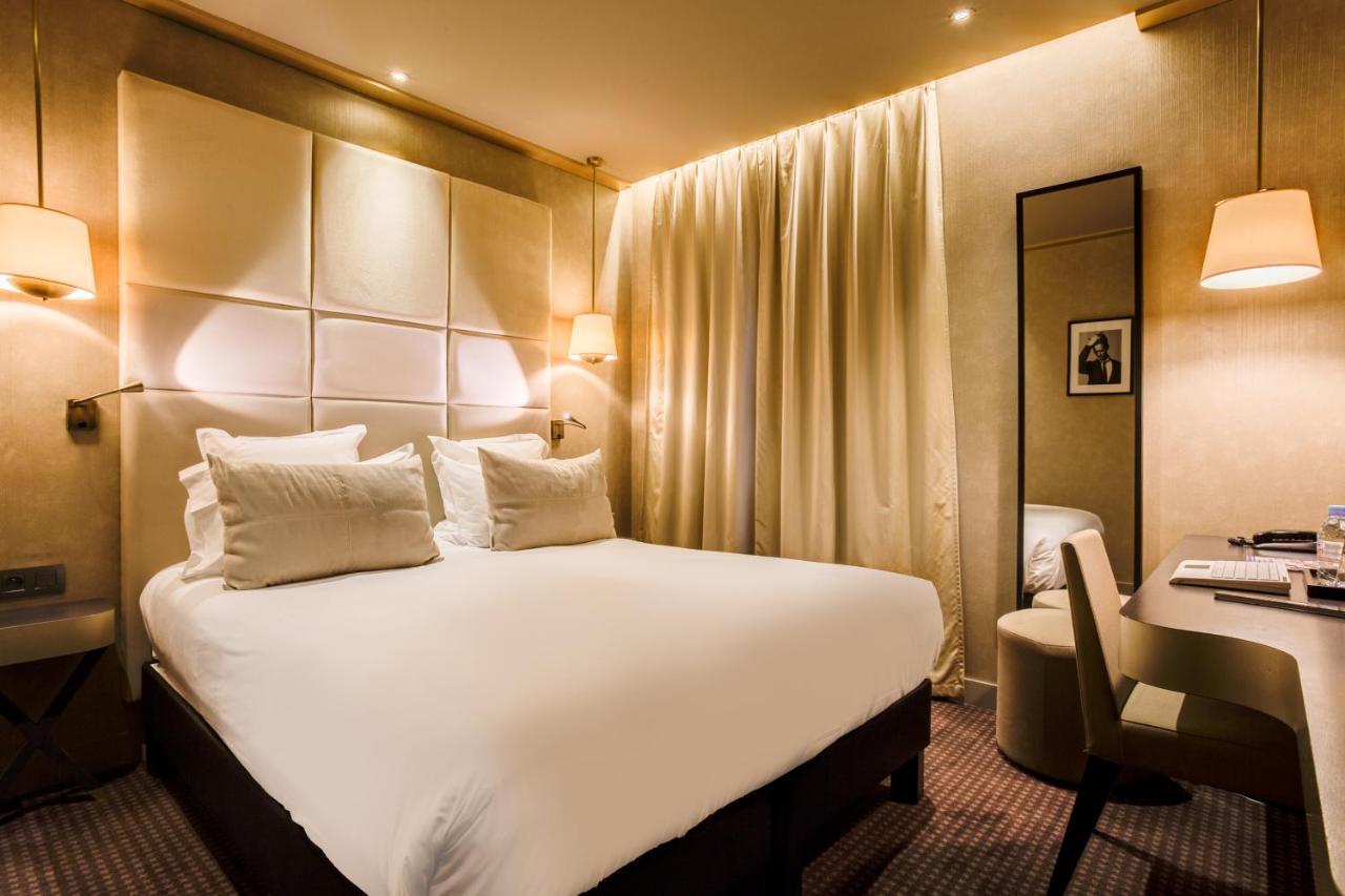Отель  Hotel Armoni Paris