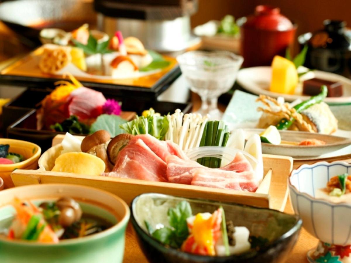 記念日におすすめのレストラン・箱根小涌谷温泉水の音の写真7