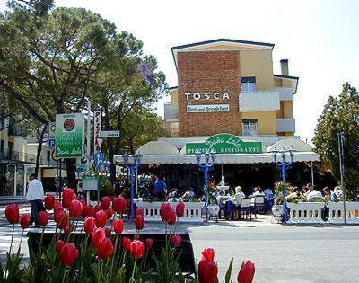 Отель  Hotel Garni Tosca