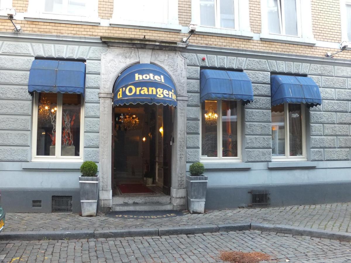 Отель  Hotel D'Orangerie