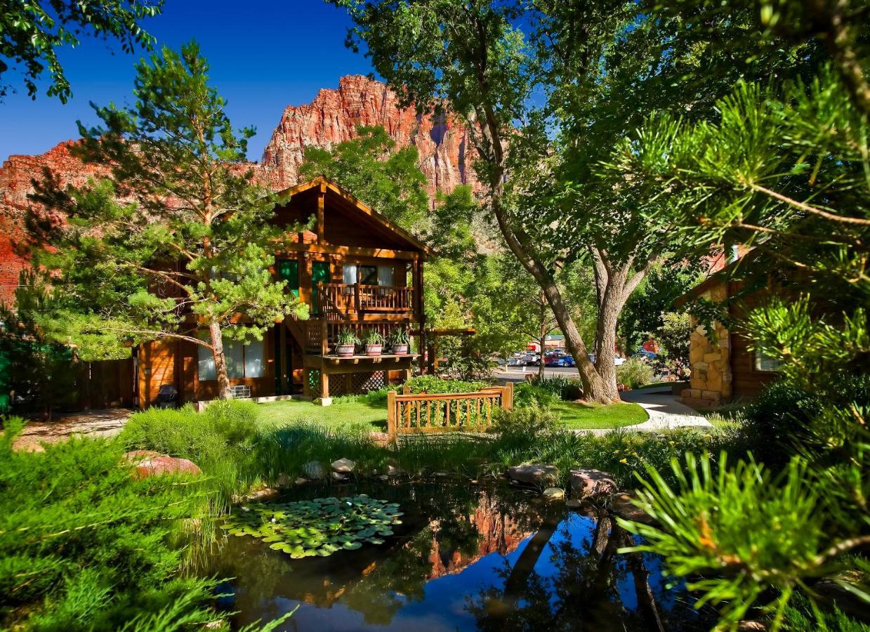 parque nacional zion hoteles