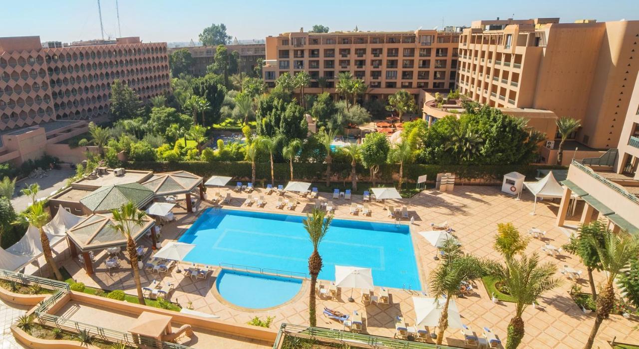Hotel GRAND MOGADOR MENARA (Marruecos Marrakech) - Booking.com