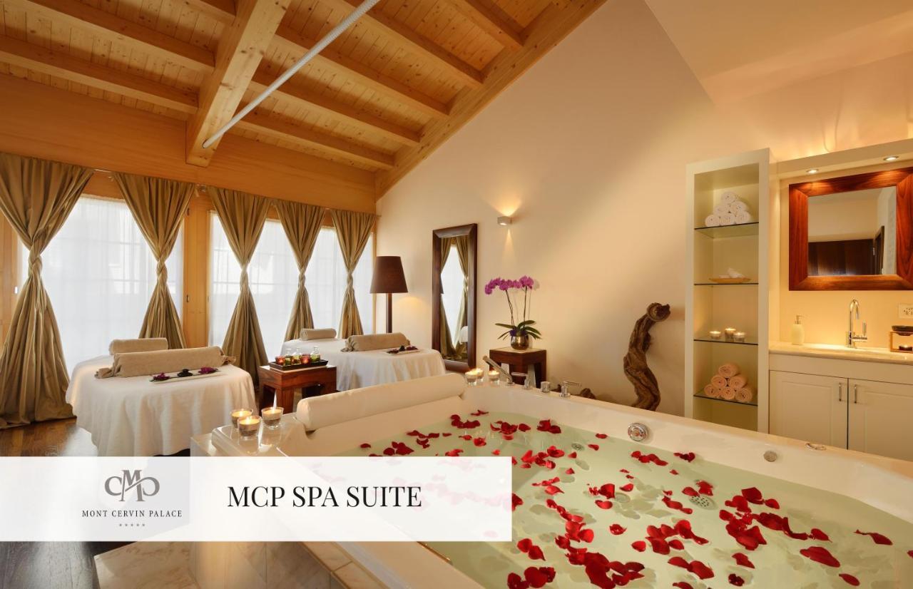 hôtel spa à zermatt - mont cervin palace