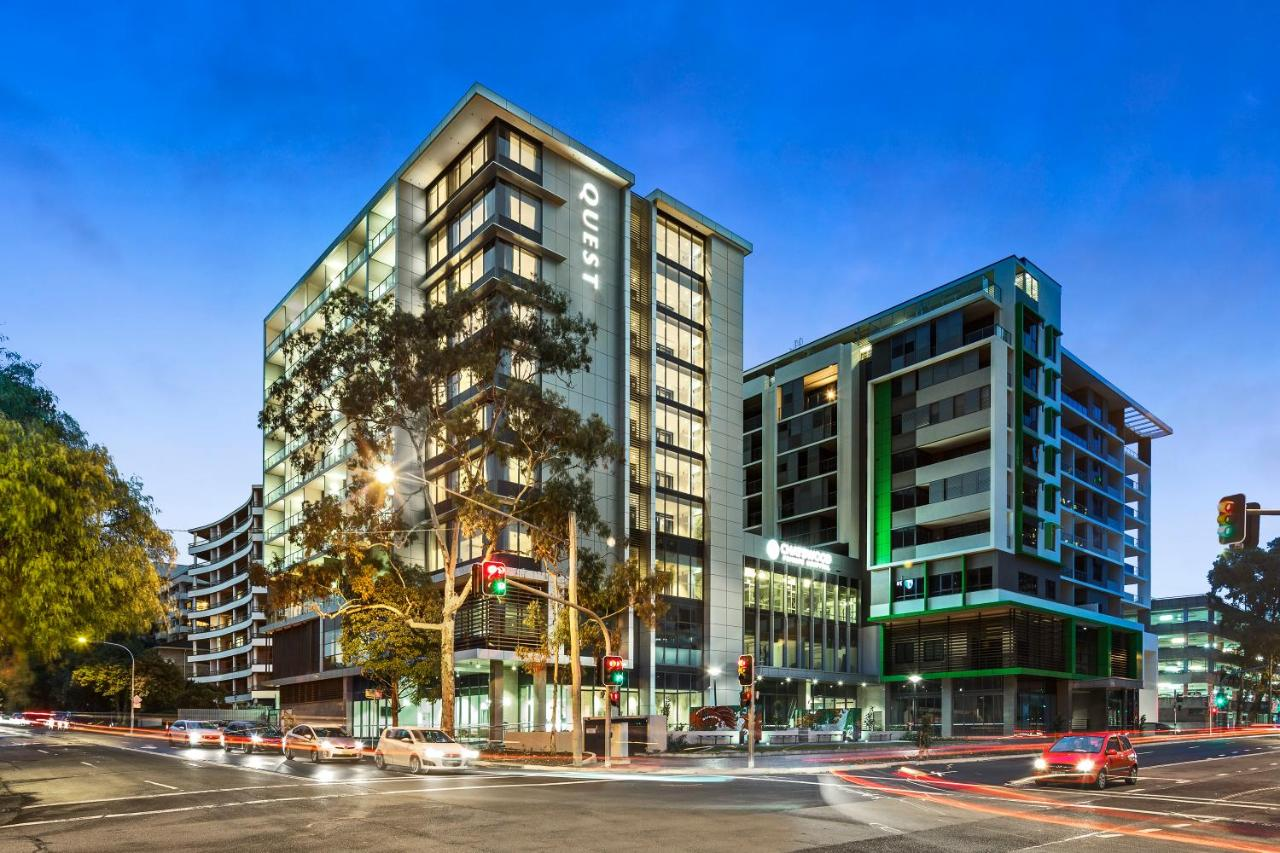 Condo Hotel Quest Chatswood Sydney Australia Booking Com