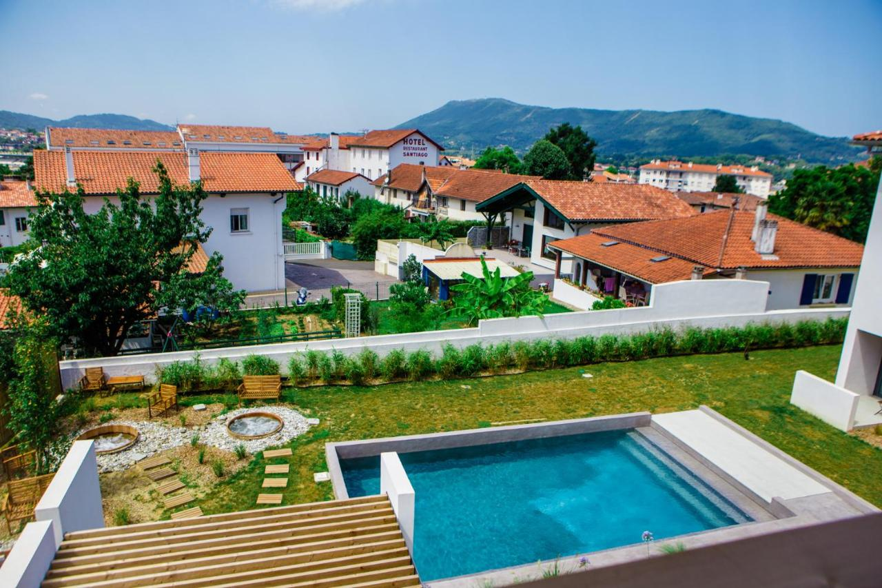 Hotel Restaurant Santiago (Frankrijk Hendaye) - Booking.com