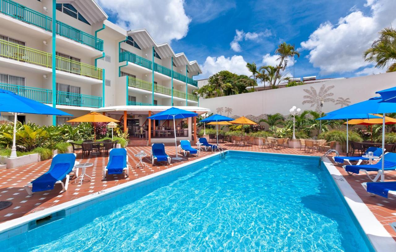 Отель Отель Blue Horizon Hotel