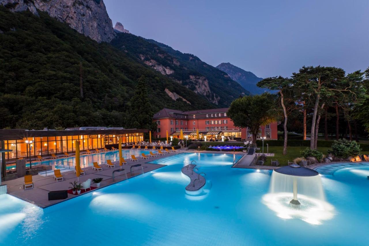 Grand Hotel Des Bains Lavey Les Bains Switzerland Booking Com