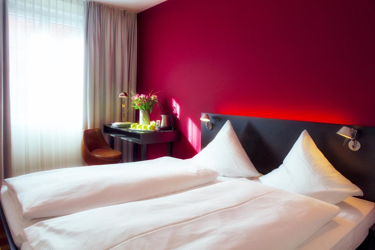 Отель  Hotel Montana Zürich