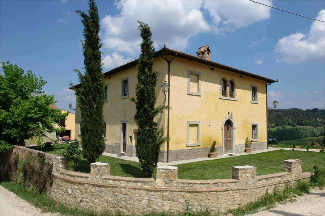 Загородный дом Tenuta Il Tresto