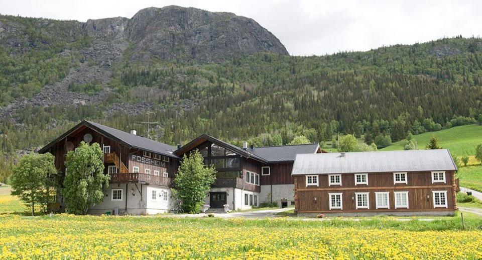 Лодж  Fossheim Lodge Apartments