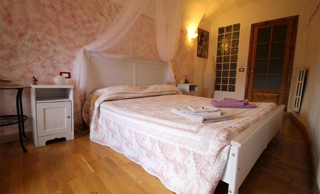 Отель типа «постель и завтрак»  La Stregatta
