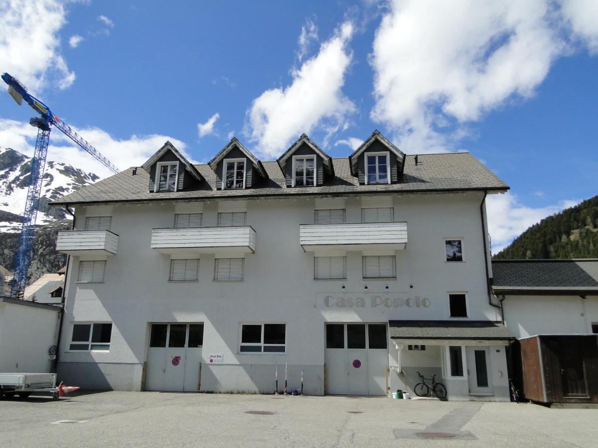 Хостел  Casa Popolo Andermatt