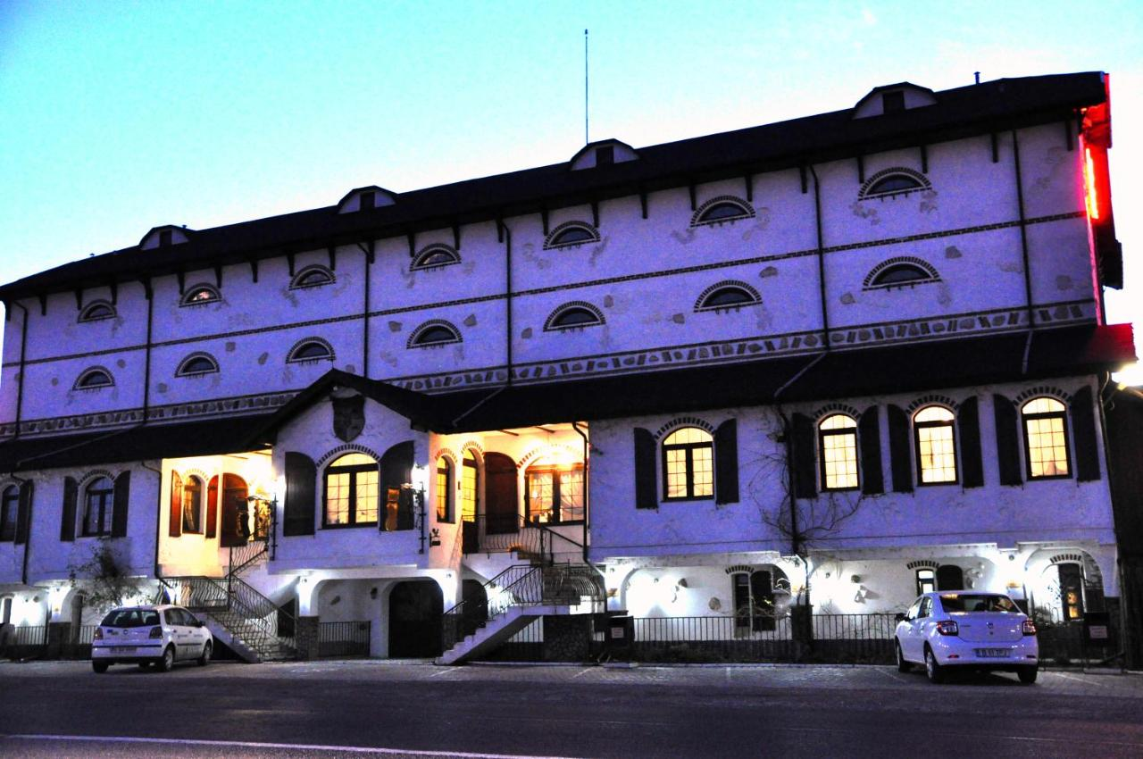 Отель  Hanul Crasmarita Din Buzau