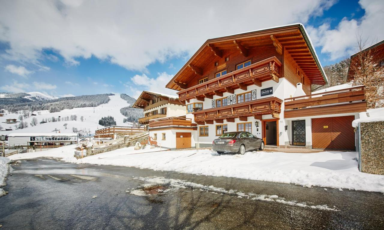 Haus Delfi Mountain Appartements Saalbach Hinterglemm Austria