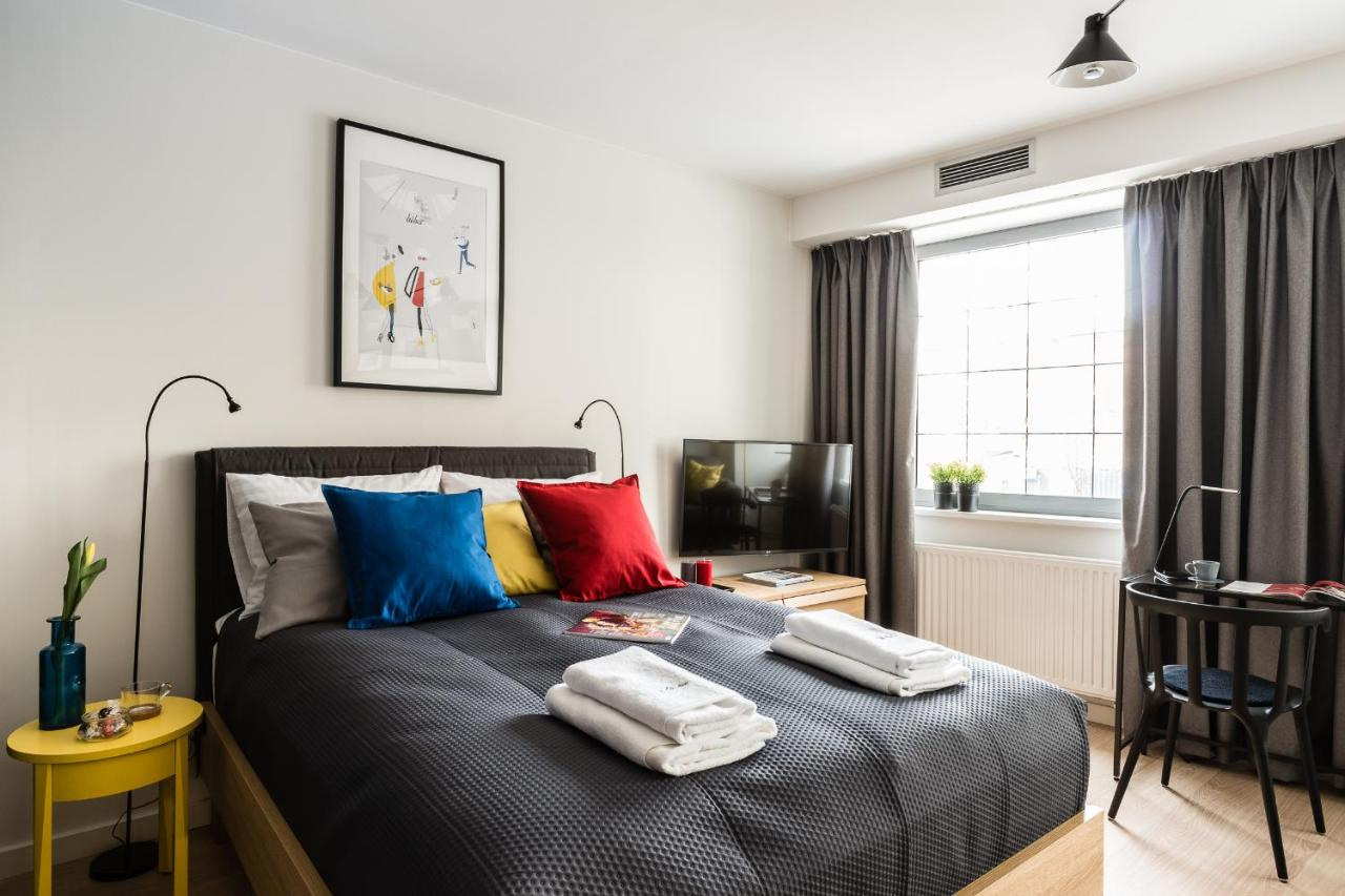 Апартаменты/квартира  Marinus Apartments - Visit Gdansk I