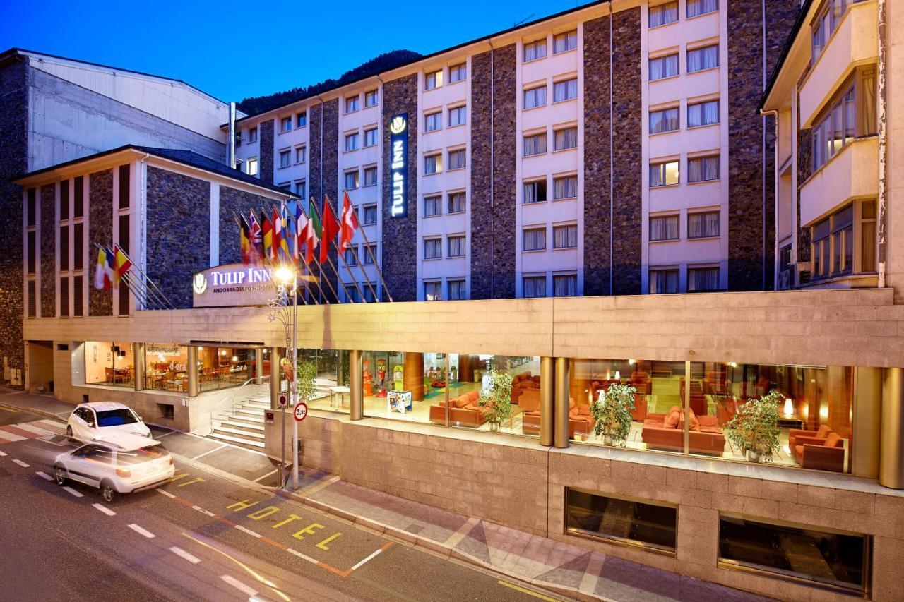 Tulip Inn Andorra Delfos Image