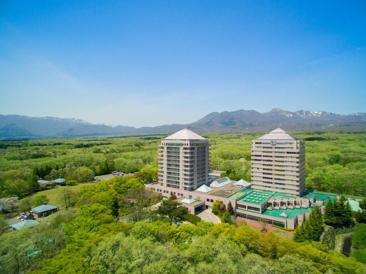 記念日におすすめのホテル・ホテルエピナール那須の写真1