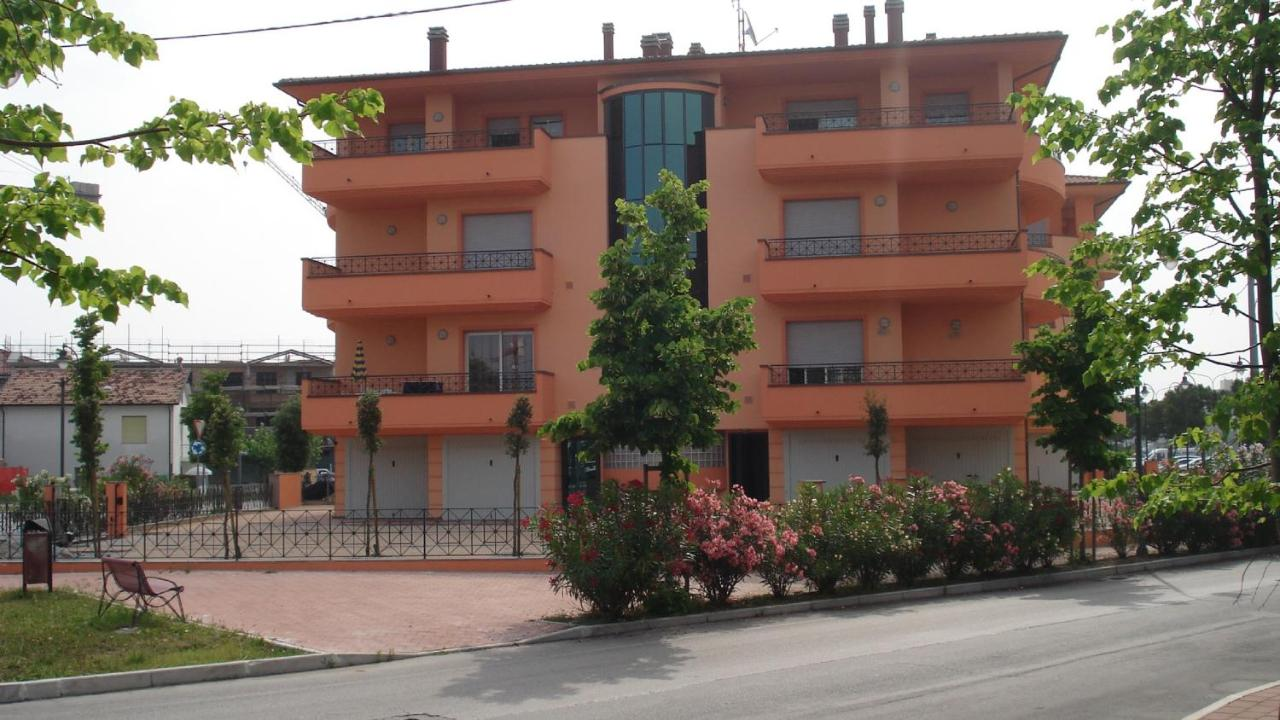Апартаменты  Appartamento Orange