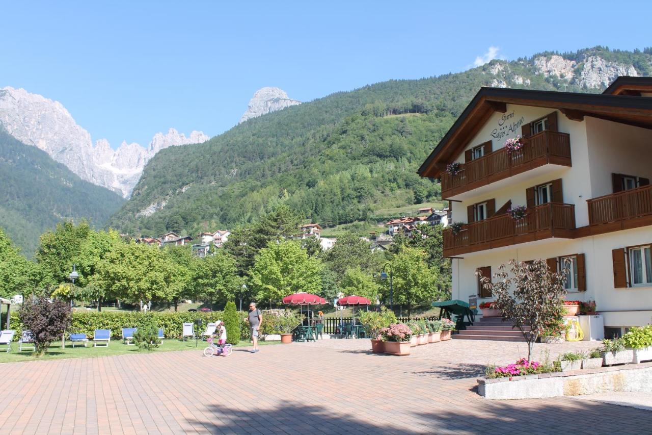 Отель  Garnì Lago Alpino