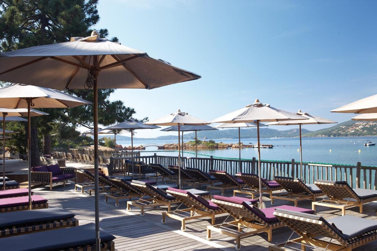Отель  Grand Hôtel De Cala Rossa & Spa Nucca