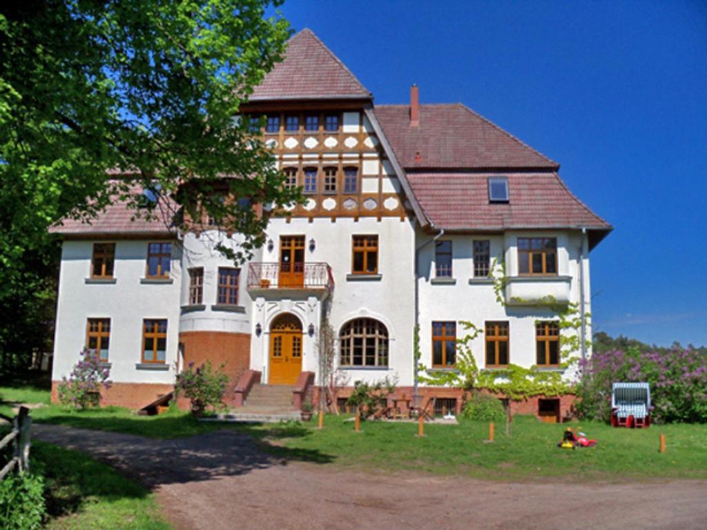 Апартаменты/квартиры  Gutshaus Alt Necheln