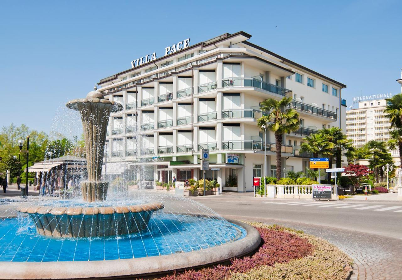 Отель  Terme Villa Pace