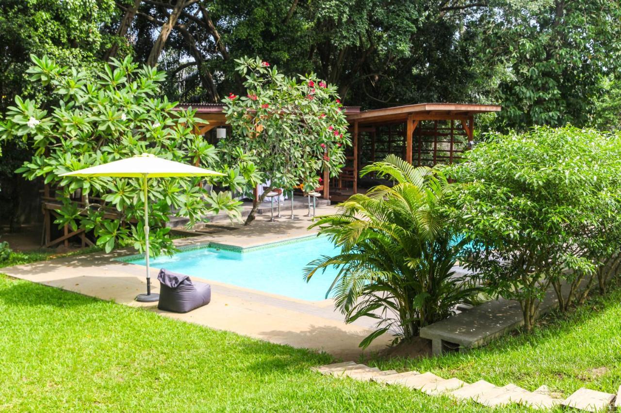 Photo Jardin Zen Chez Particulier hotel particulier, abidjan, ivory coast - booking