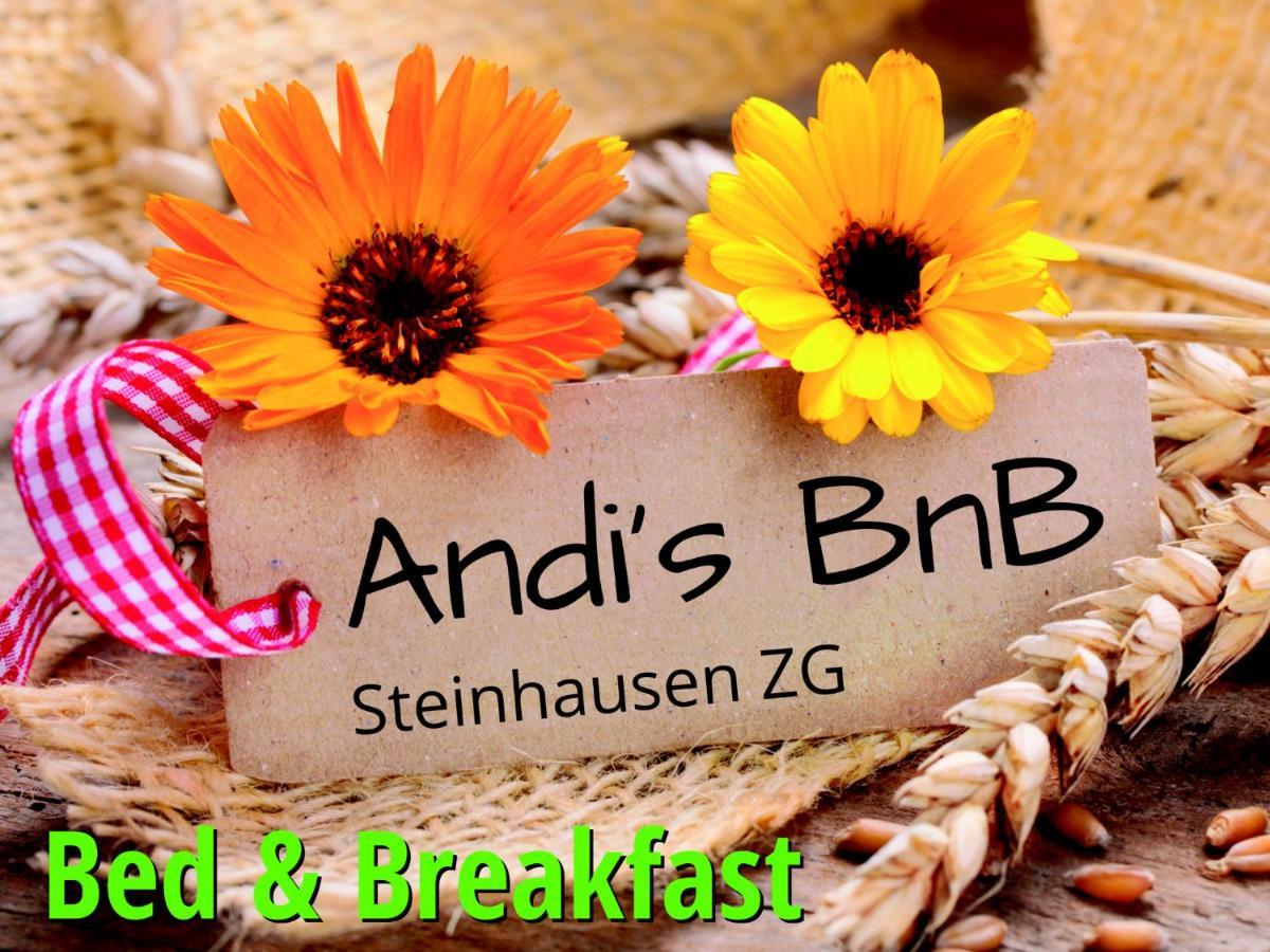 Отель типа «постель и завтрак» Andi's BnB