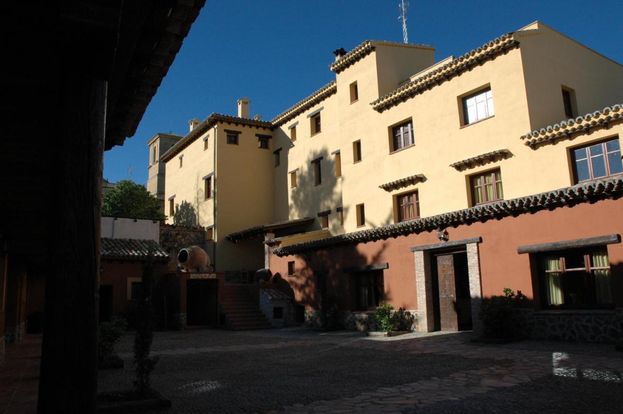 Загородный дом  Casa Rural Las Médicas