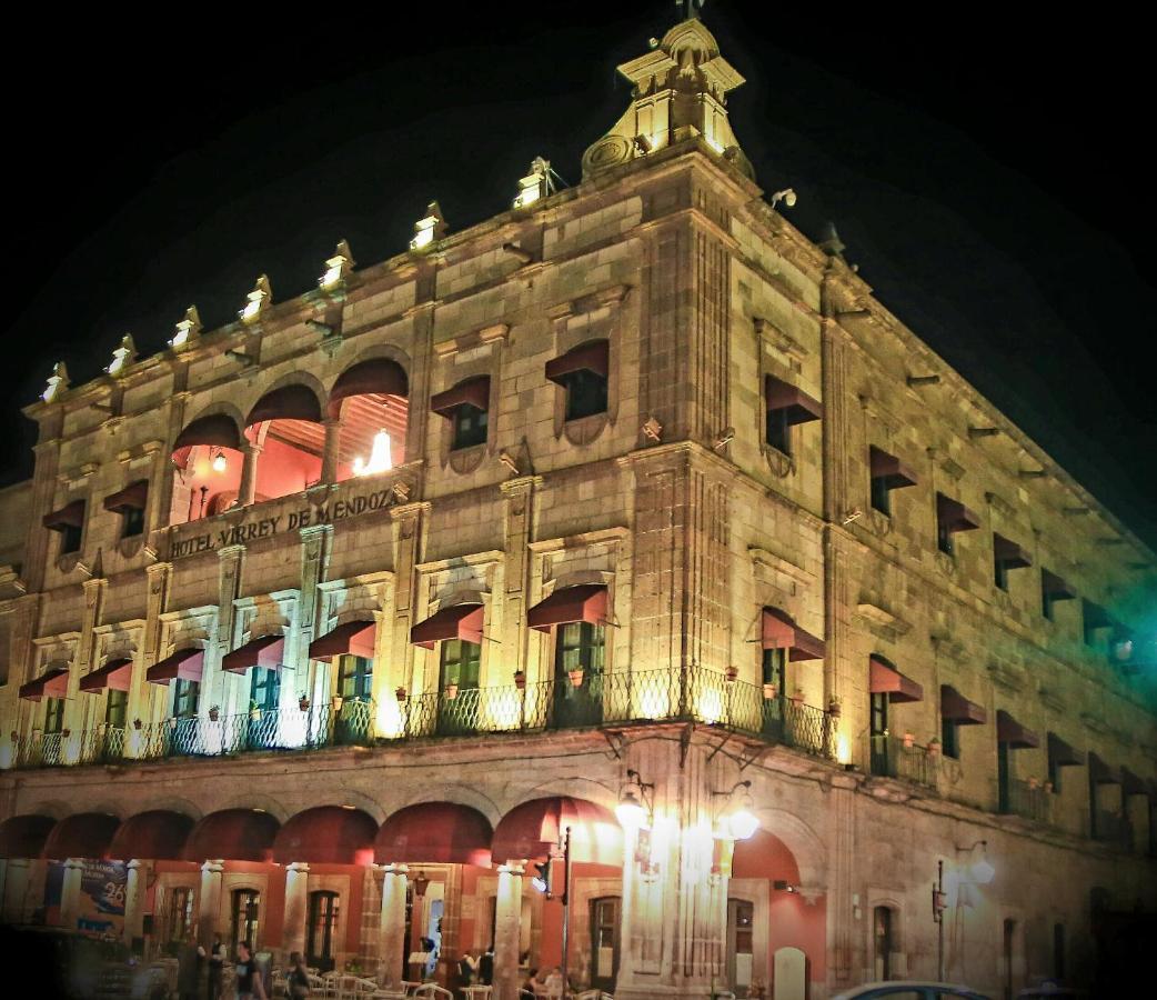 Hotel Virrey De Mendoza (México Morelia) - Booking.com