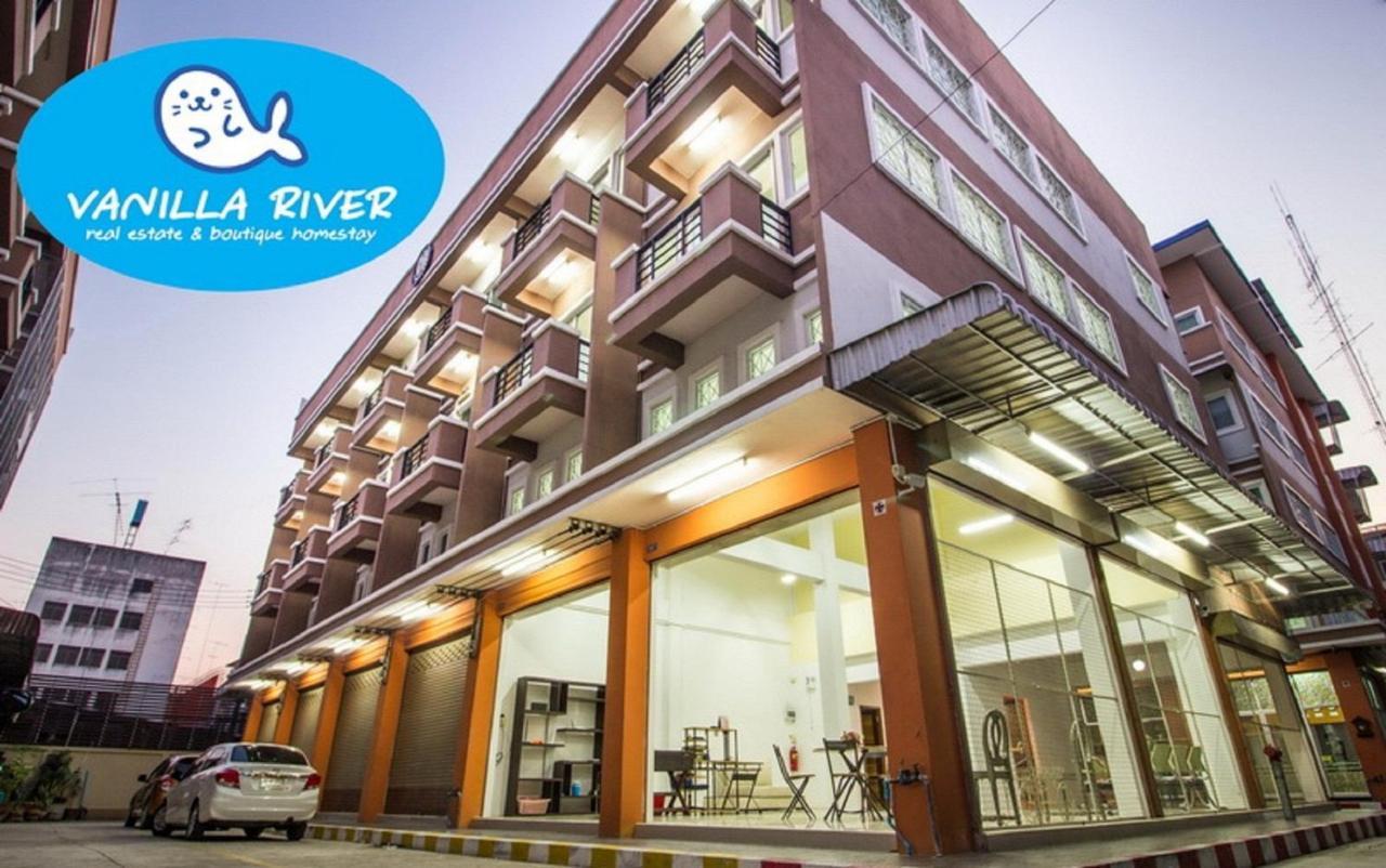 Апартаменты/квартиры  Vanilla River Ratchaburi