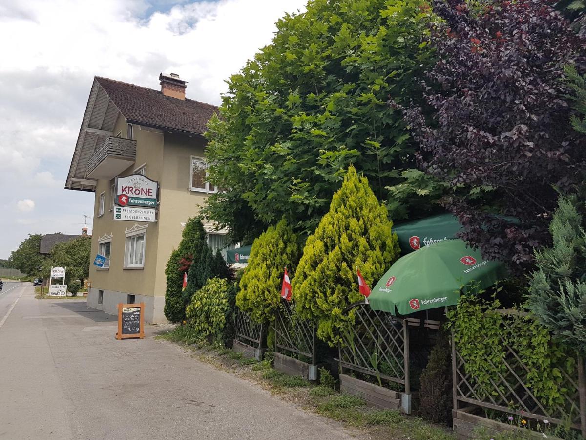 Мини-гостиница  Gasthaus Krone