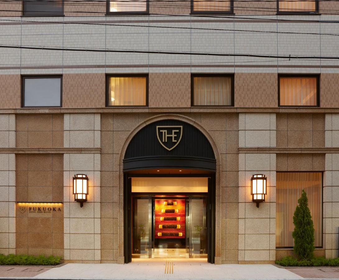 記念日におすすめのホテル・ザ ロイヤルパークホテル 福岡の写真1