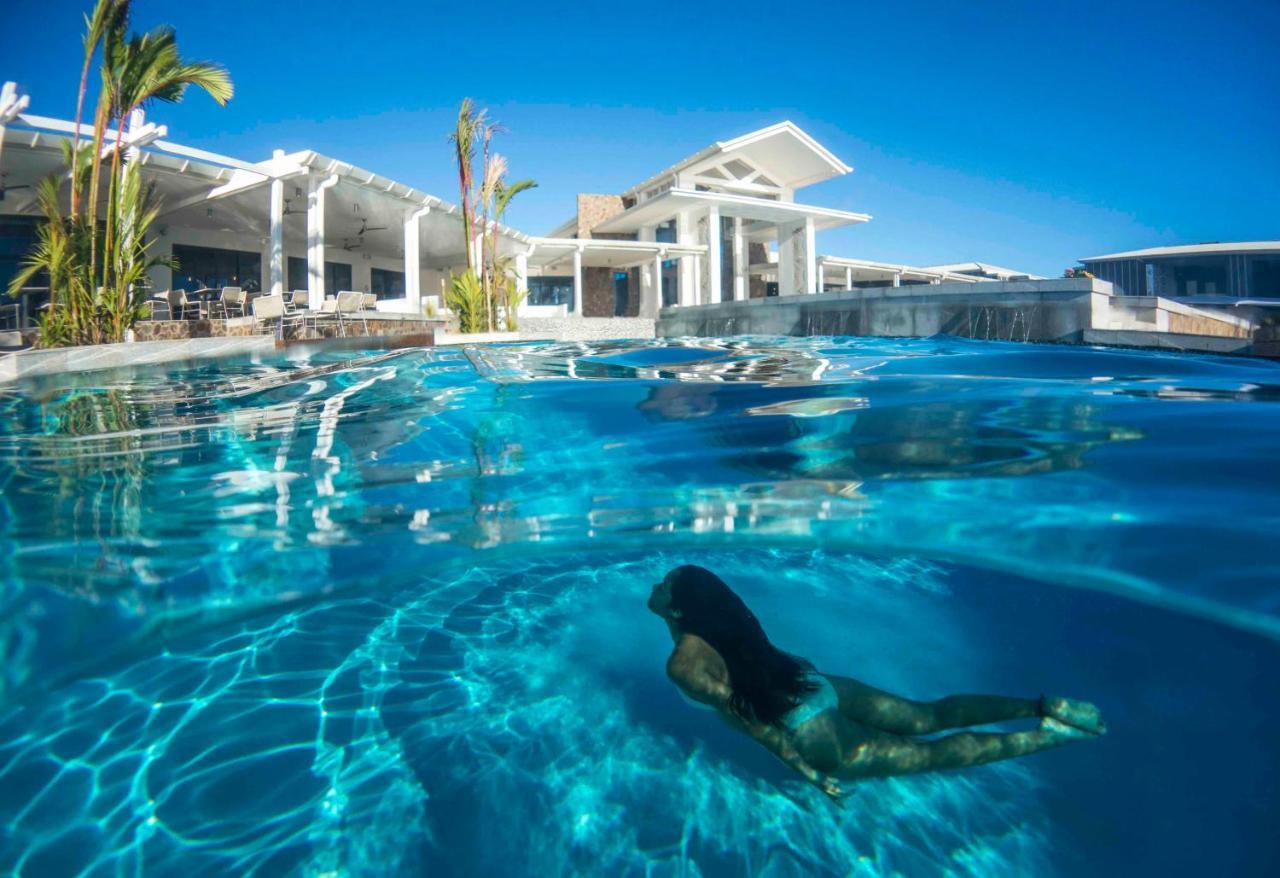 Курортный отель Taumeasina Island Resort