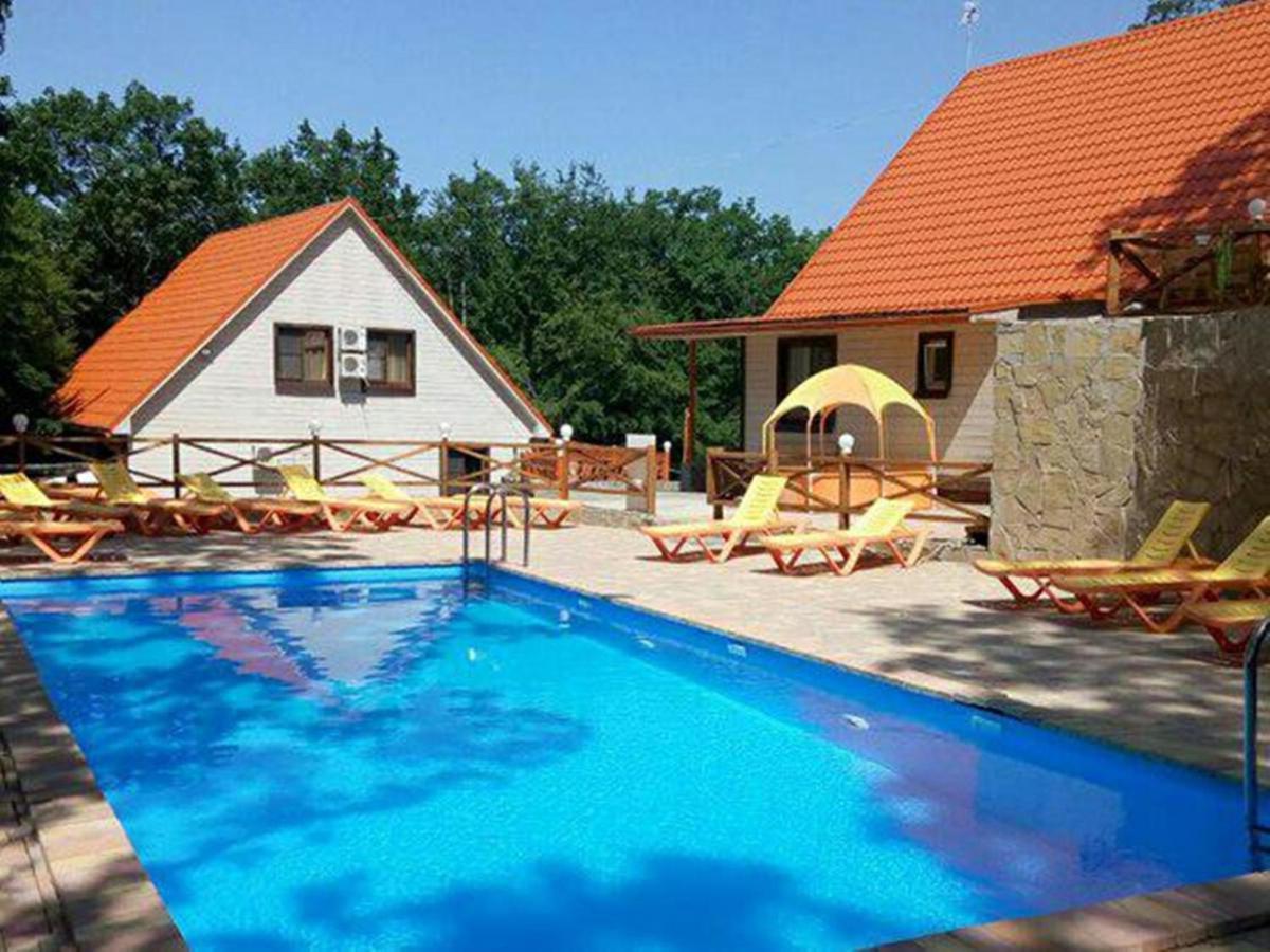 Мини-гостиница  Семейный отель Оранжевое Солнце