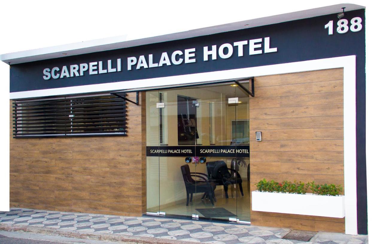 Отель  Scarpelli Palace Hotel