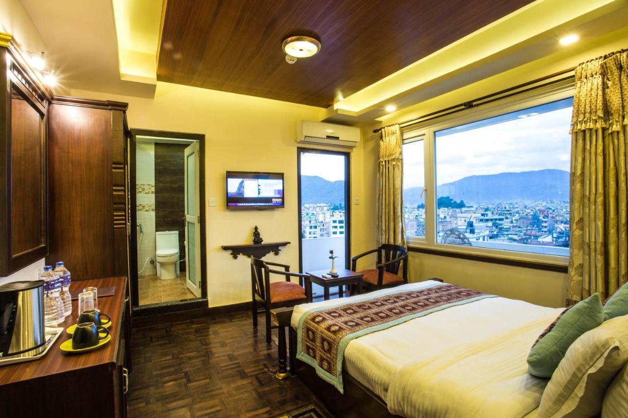Отель Hotel Encounter Nepal & Spa