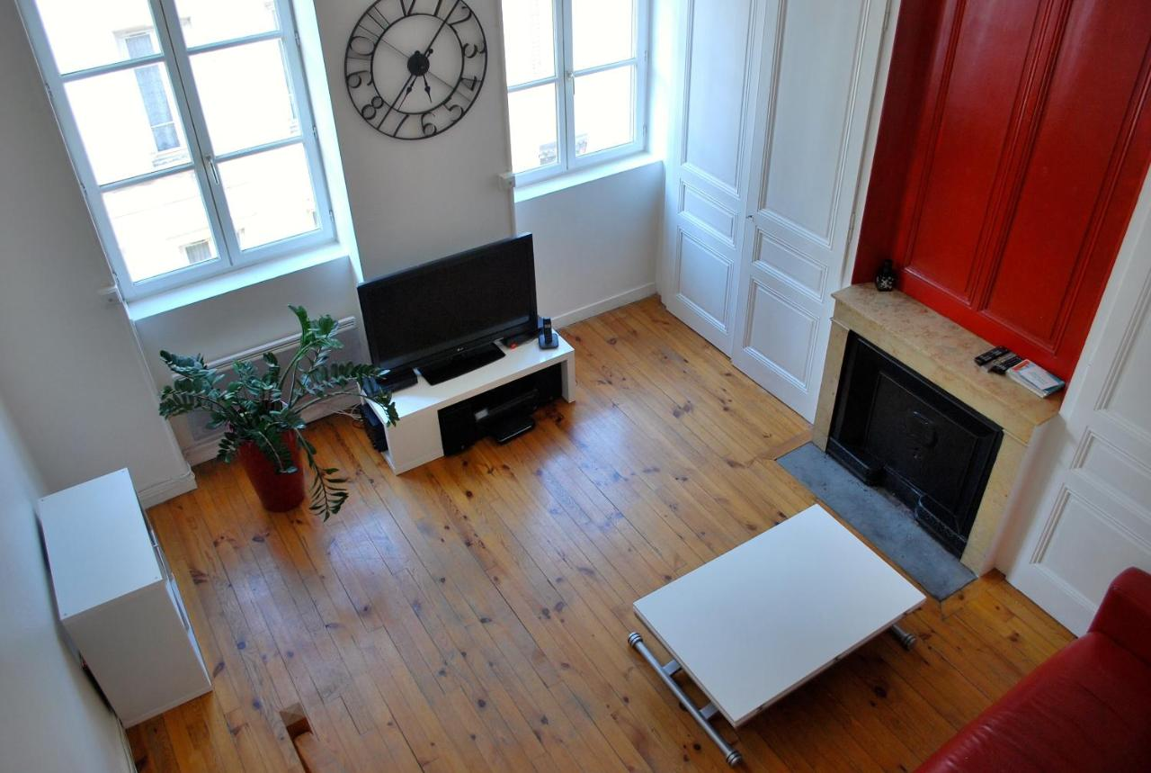 Tete De Lit Alcove l'appartement du parc, lyon, france - booking