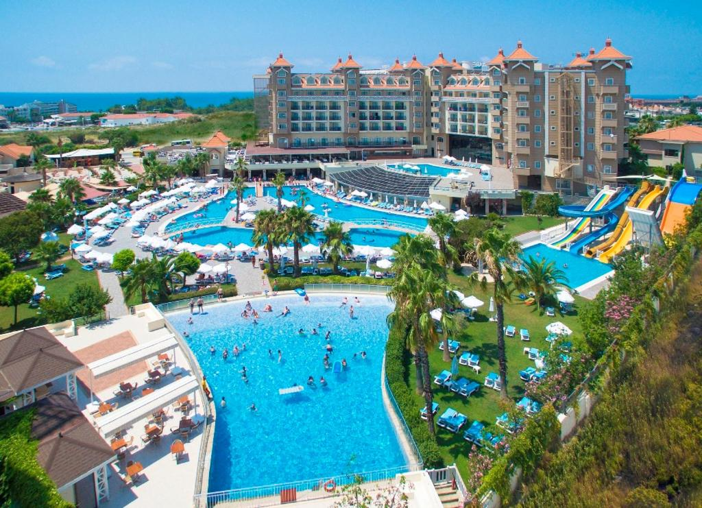 Side Mare Resort And Spa Tyrkiet Side Booking Com